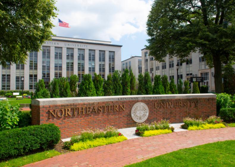 #34. Northeastern University