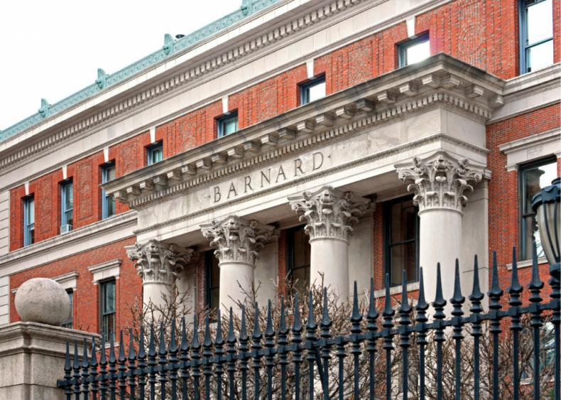 #26. Barnard College