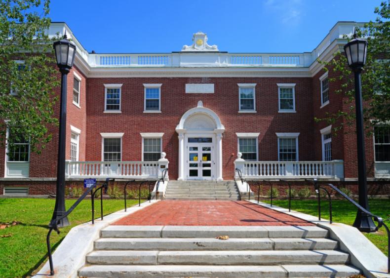 #14. Bowdoin College