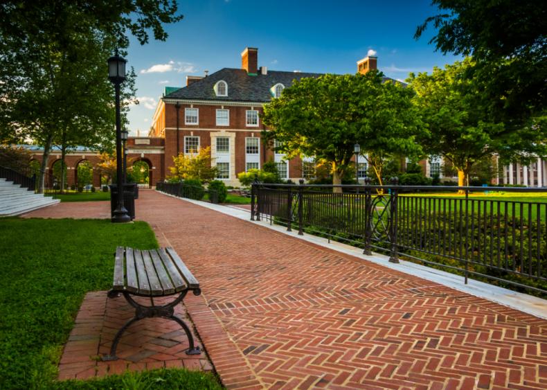 #11. Johns Hopkins University
