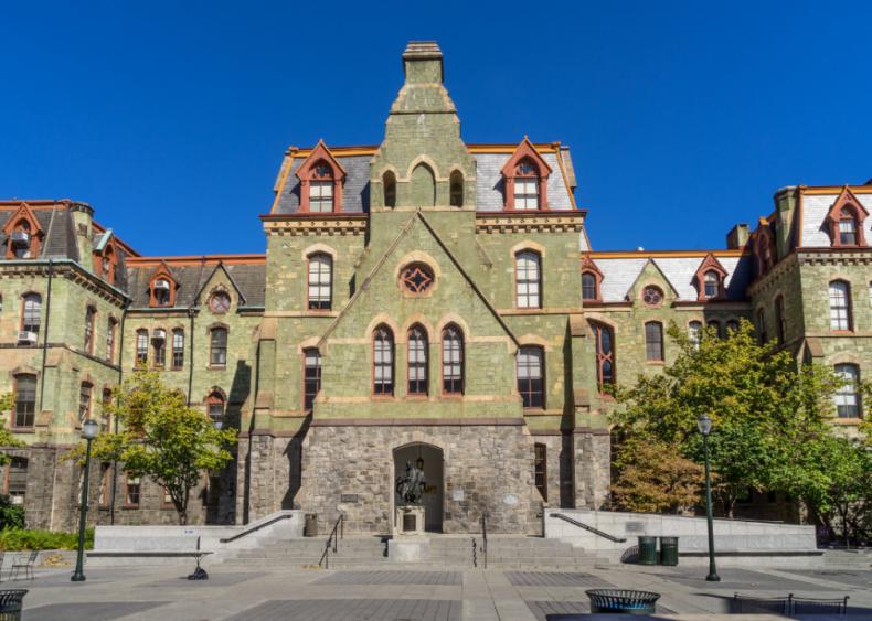 #7. University of Pennsylvania
