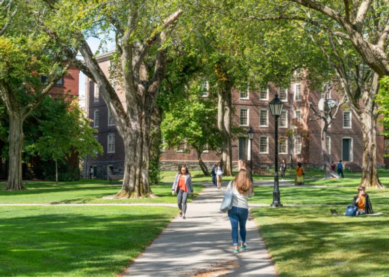 #6. Brown University