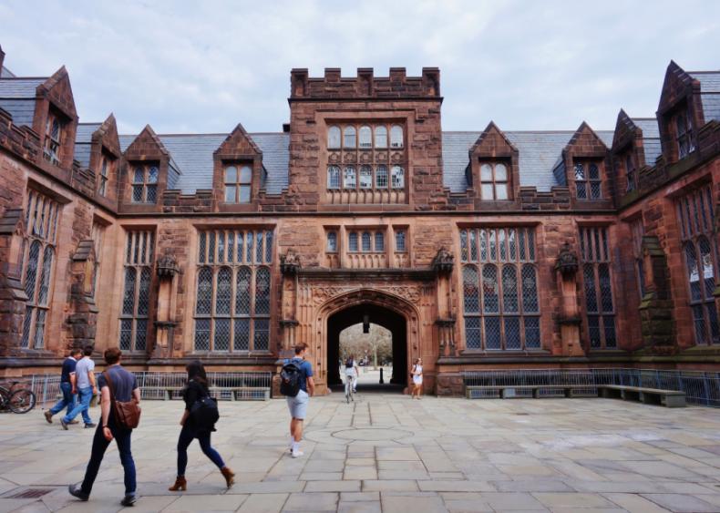 #5. Princeton University