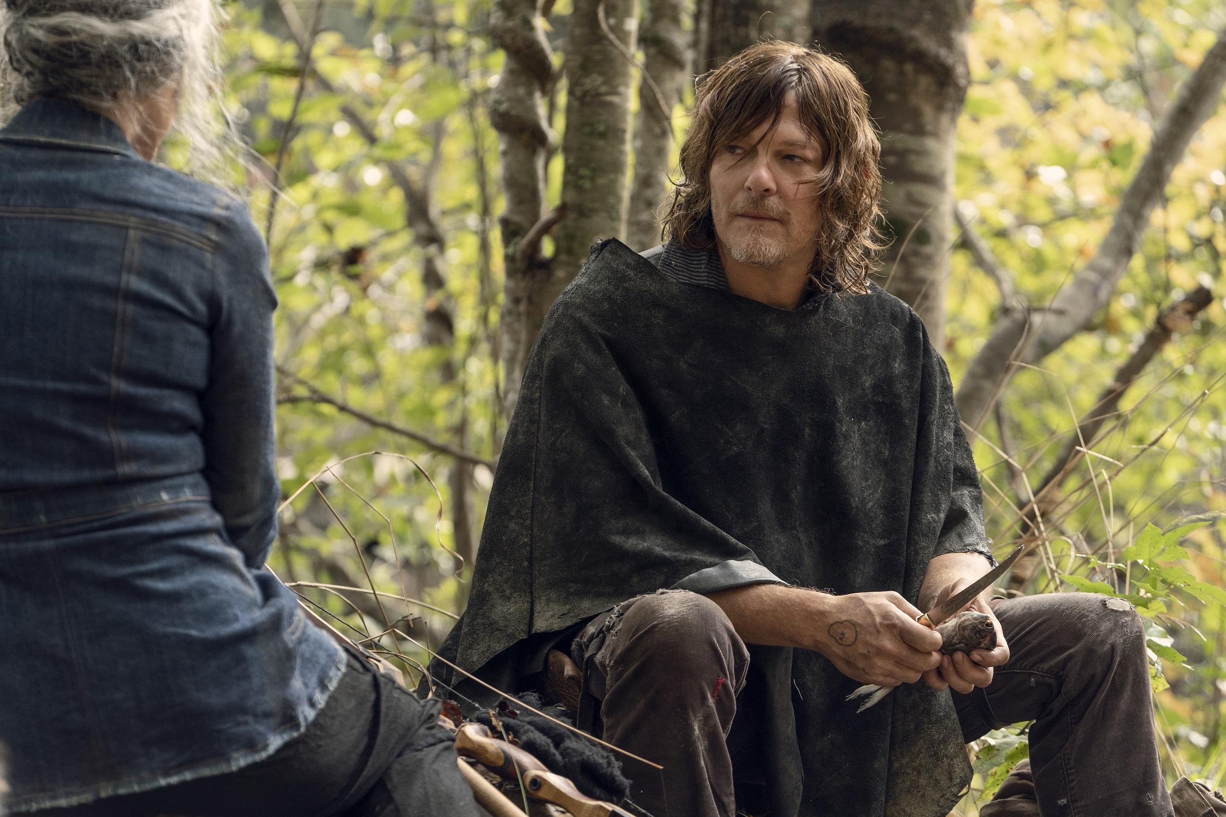 The Walking Dead' Season 10 Episode 18 Spoilers: Meet Daryl's Friend Leah
