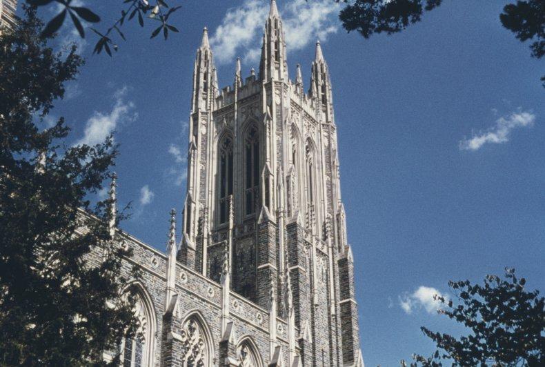 Duke University Building