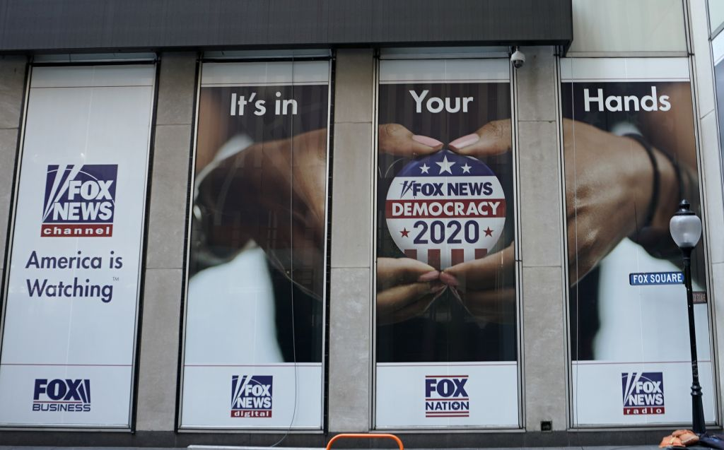 Fox News accused of radicalizing Americans by former neo-Nazi recruiter