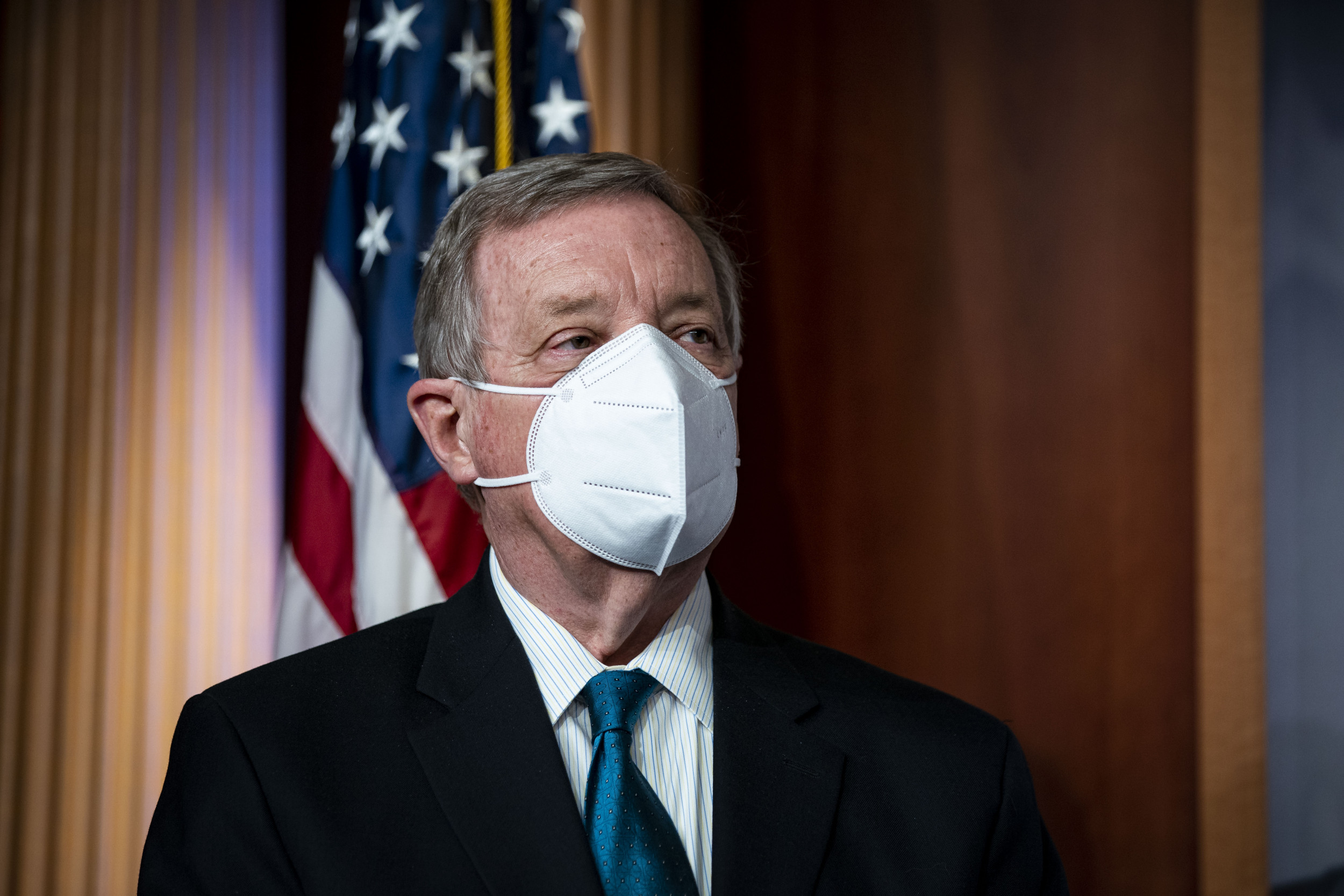 "Dick Durbin Admits ""Millions Have Died From Vaccine"" Senator-dick-durbin-no-2-senate-democrat"