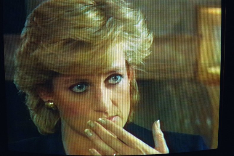 Princess Diana BBC Panorama 1995 interview