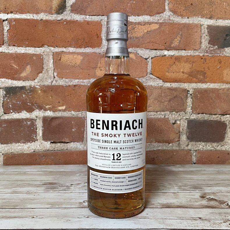 Benriach The Smoky Twelve