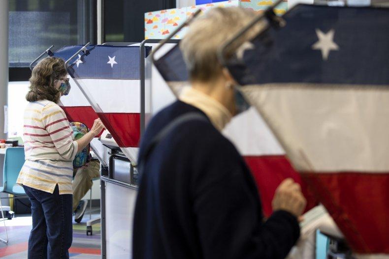 Nashville, Tennessee, Voting