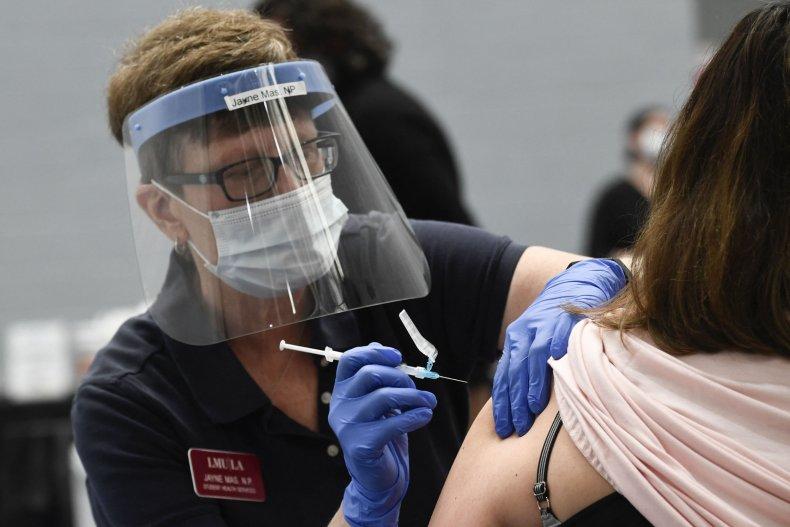 vaccine cases america coronavirus