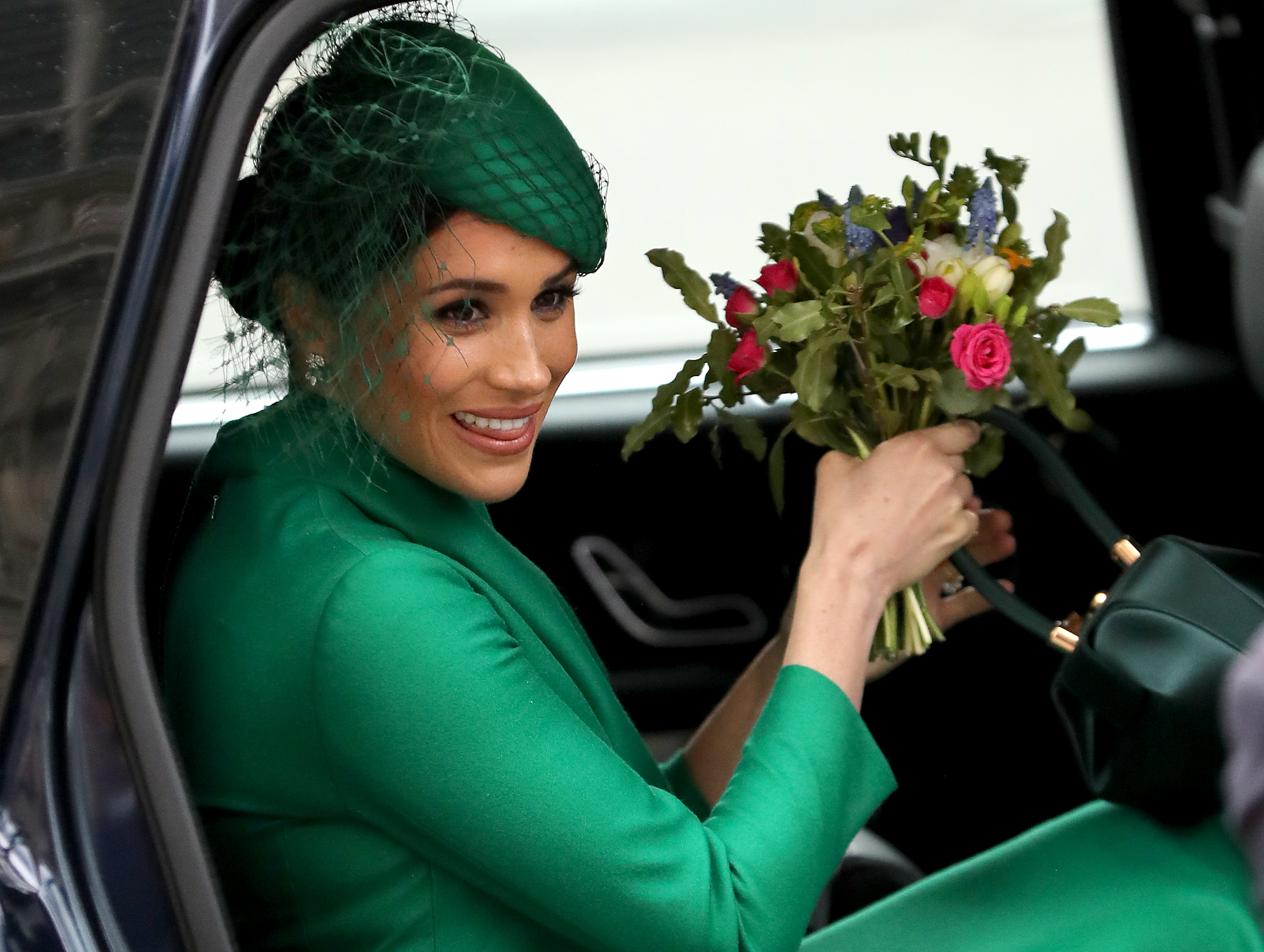 <p>Meghan Markle Faced Racism. </p>Where Does That Leave the Rest of Us?   | Opinion thumbnail