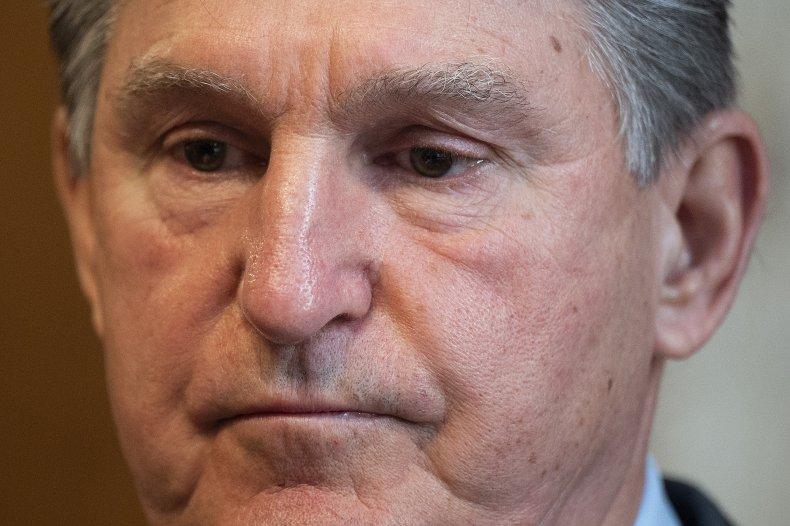 West Virginia's Governor Criticized Joe Manchin