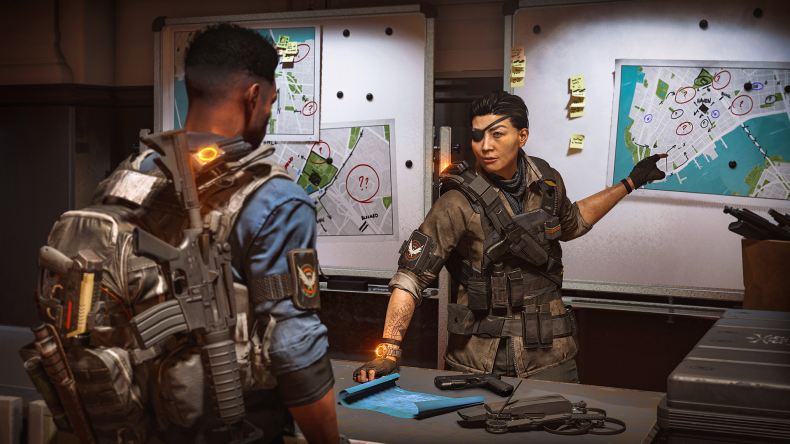 division 2 132 patch notes season 1