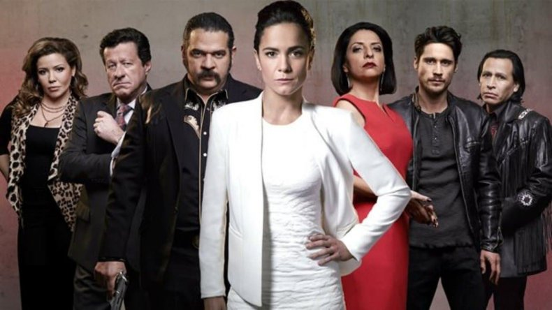 queen of the south canceled