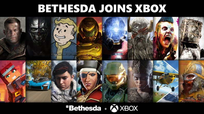 bethesda joins xbox official