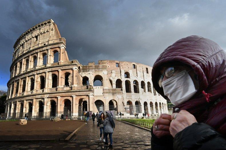 Coronavirus Italy