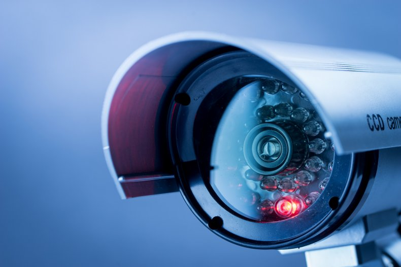 security camera footage hacking Tesla Sandy Hook