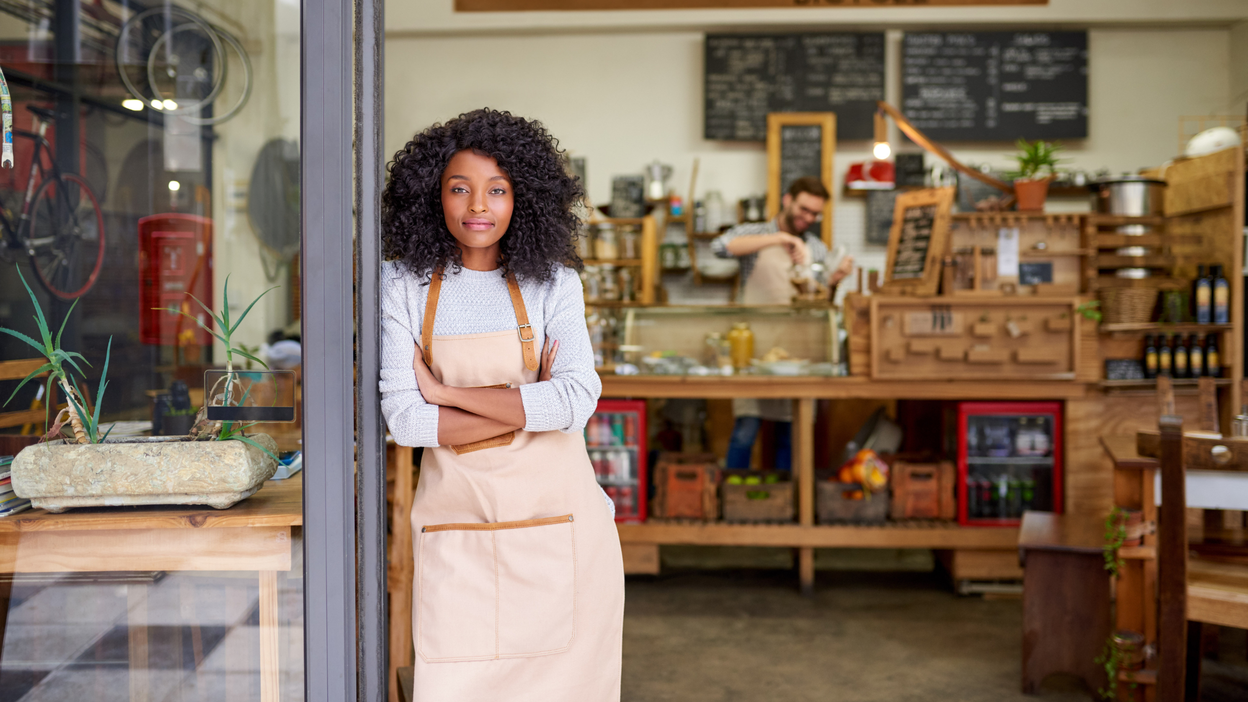 Small businesses continue to feel the effects