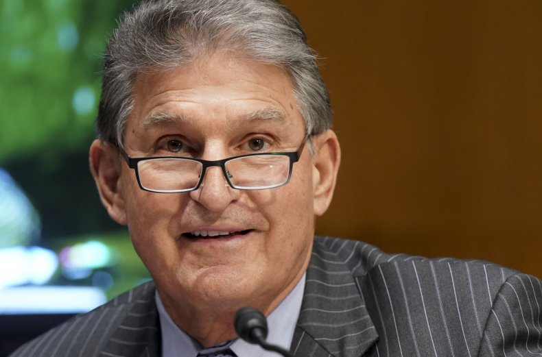Manchin Has Clashed with West Virginia's Governor