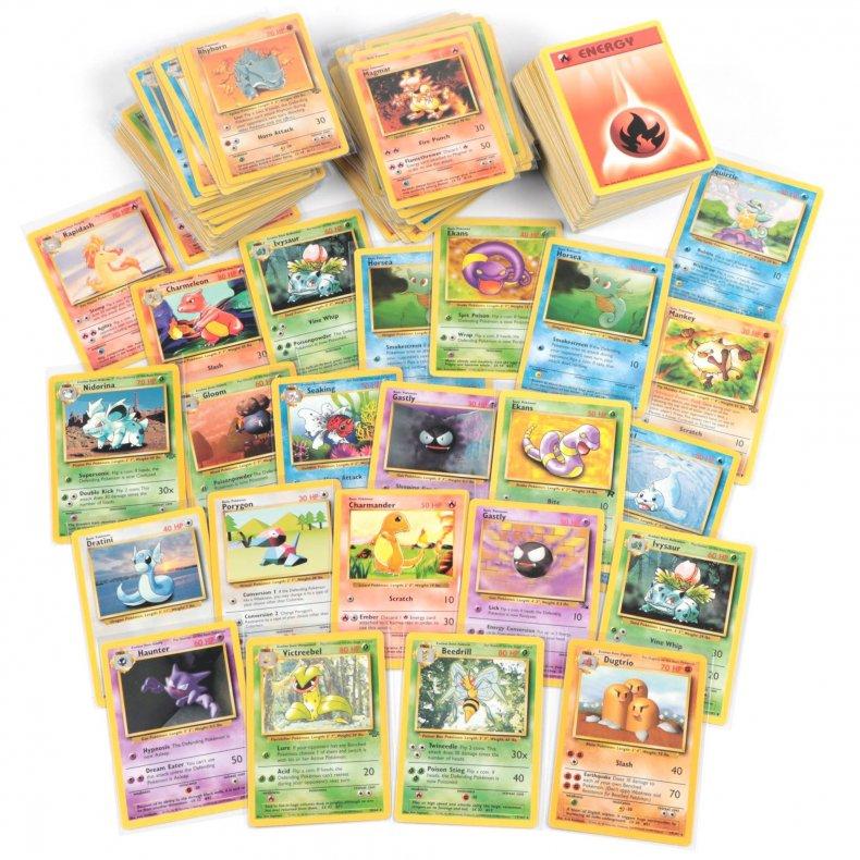 Pokemon cards ebth