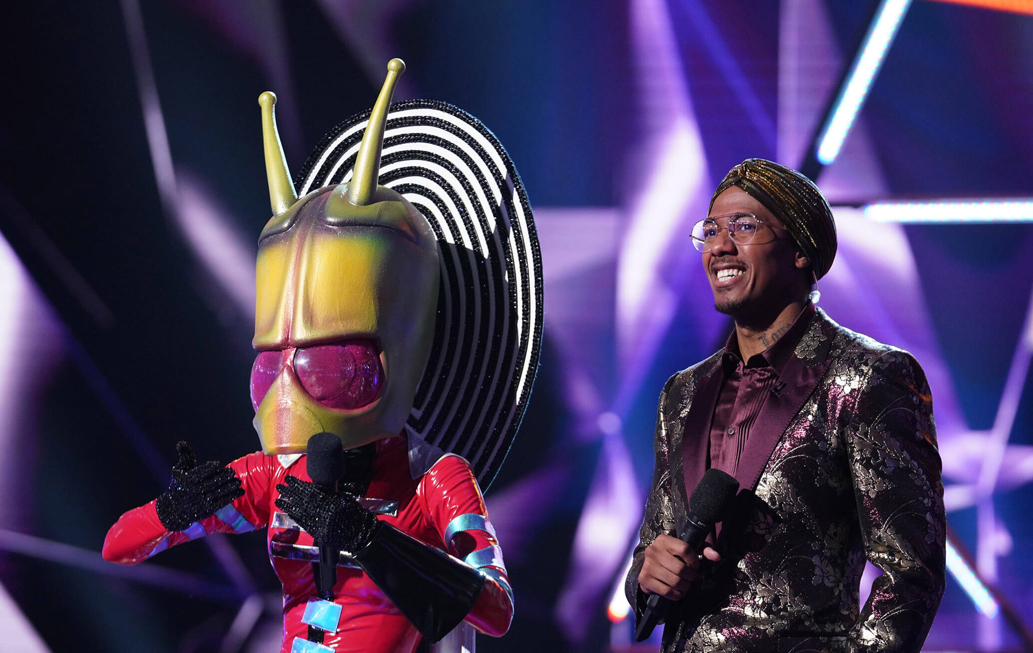 The Masked Singer Host Is Nick Cannon Returning To The Fox Show