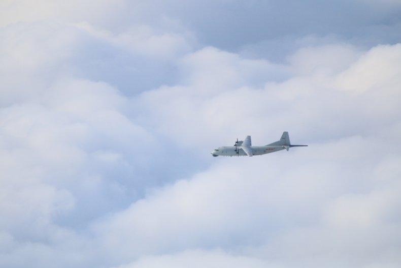 Chinese Warplane Enters Taiwan's ADIZ