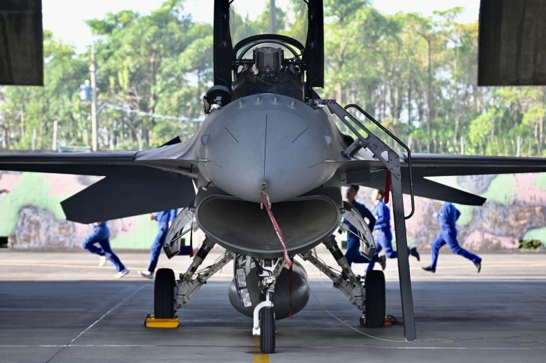 Taiwan Air Force Flies 1,000 Extra Hours