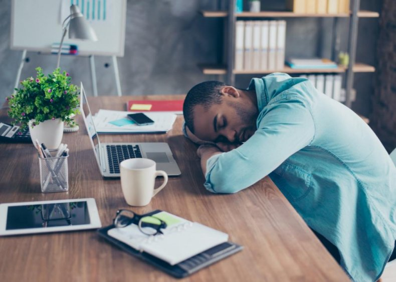 68% of Americans have at least one night a week where they get less than 7 hours of sleep