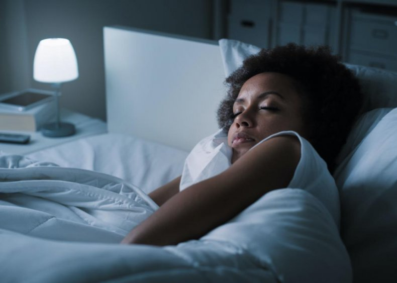 Most Americans have little to no stressful dreams
