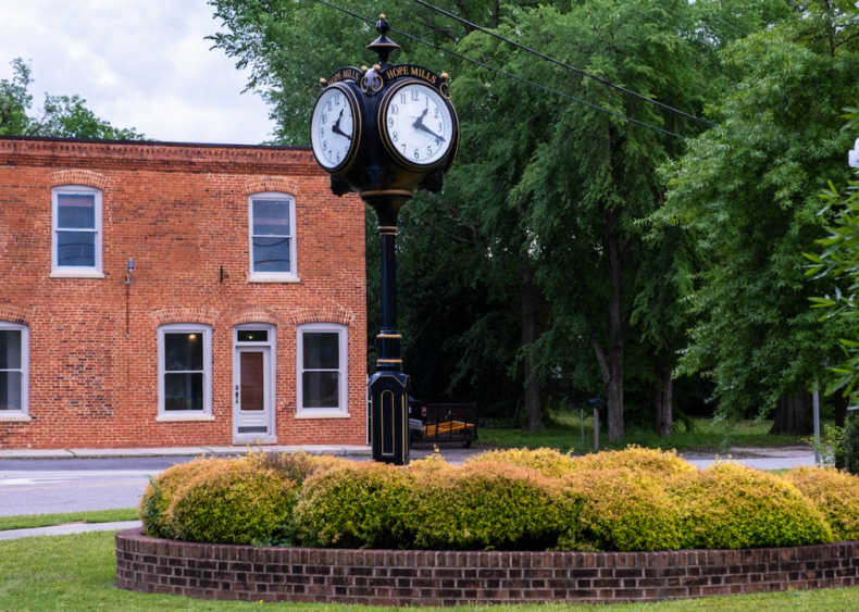 #43. Hope Mills, North Carolina