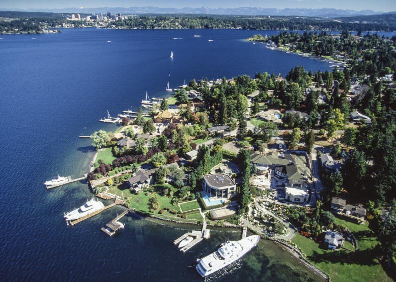 #6. Mercer Island, Washington