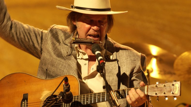 neil young heart of gold hulu