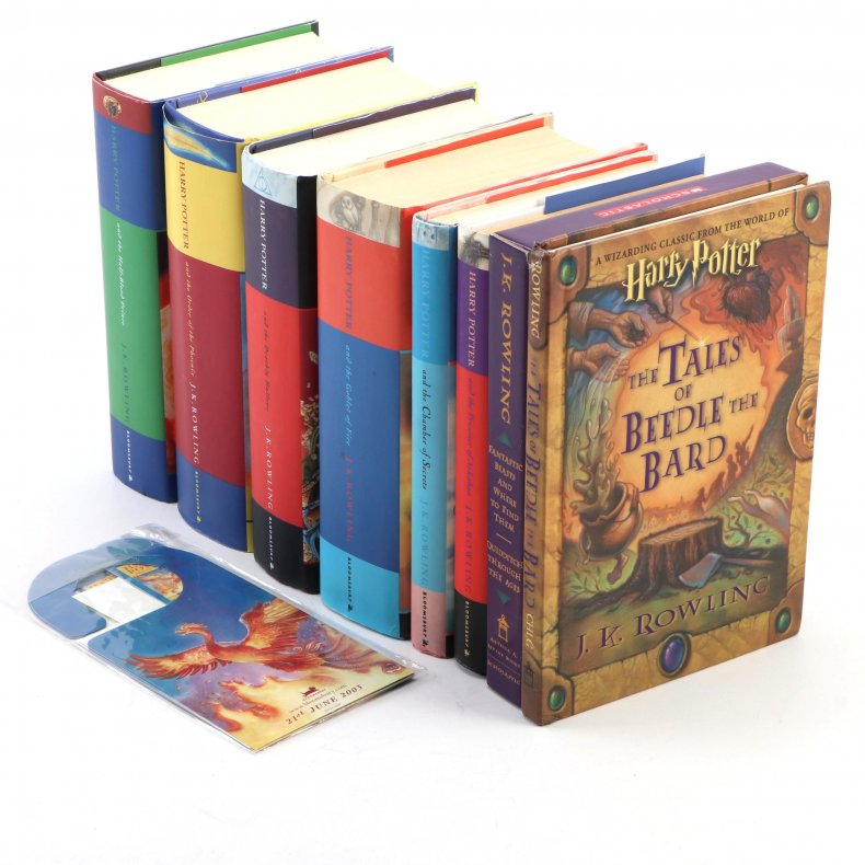 first edition harry potter ebth
