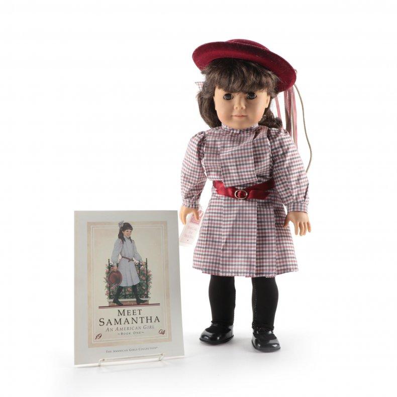 American girl doll samantha EBTH