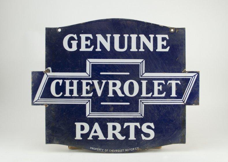 vintage sign ebth