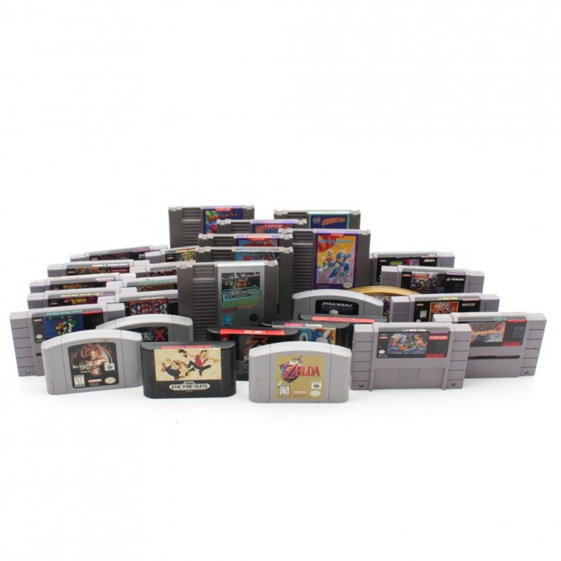 vintage video games ebth
