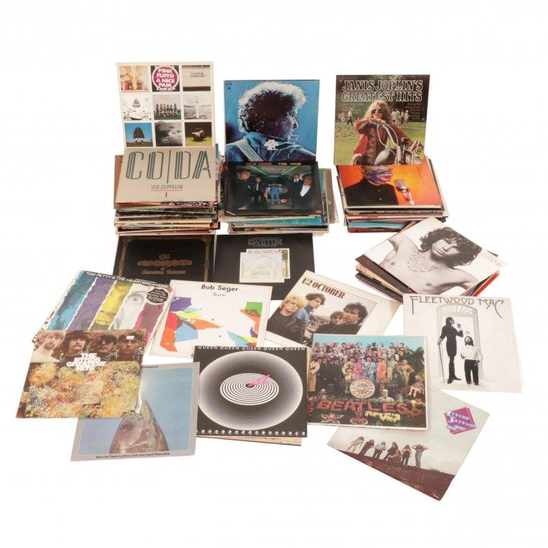 record collection ebth