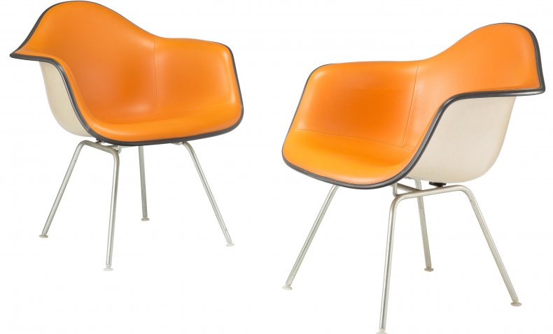 eames chairs