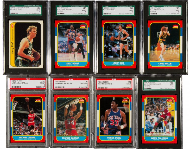 basketball cards heritage auctions