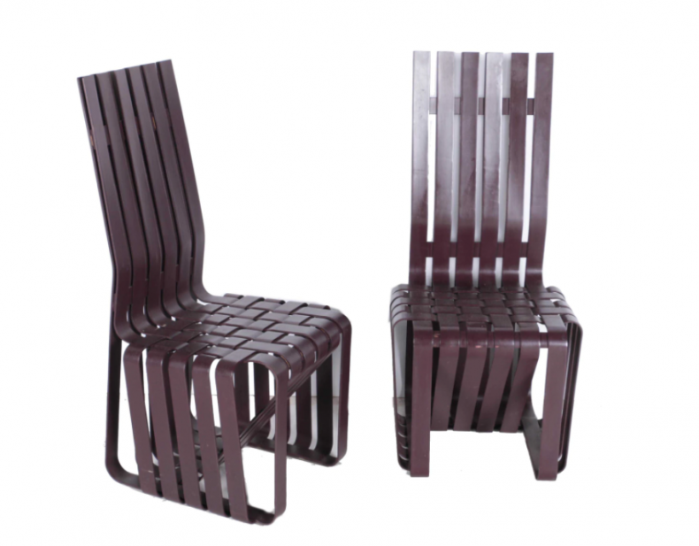 frank gehry chairs