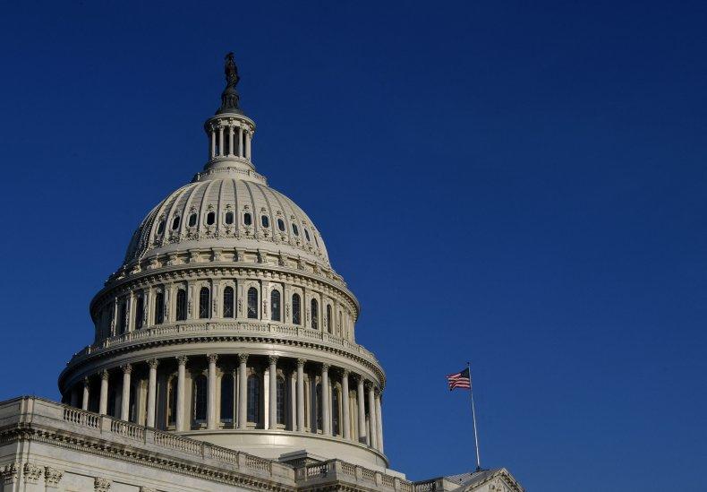 U.S. Capitol in March 2021