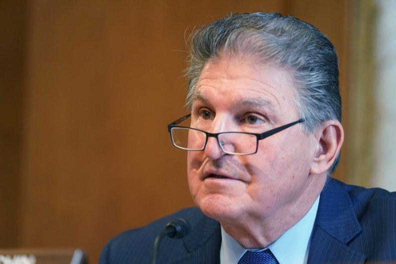 Joe Manchin protect Senate filibuster comment Democrats