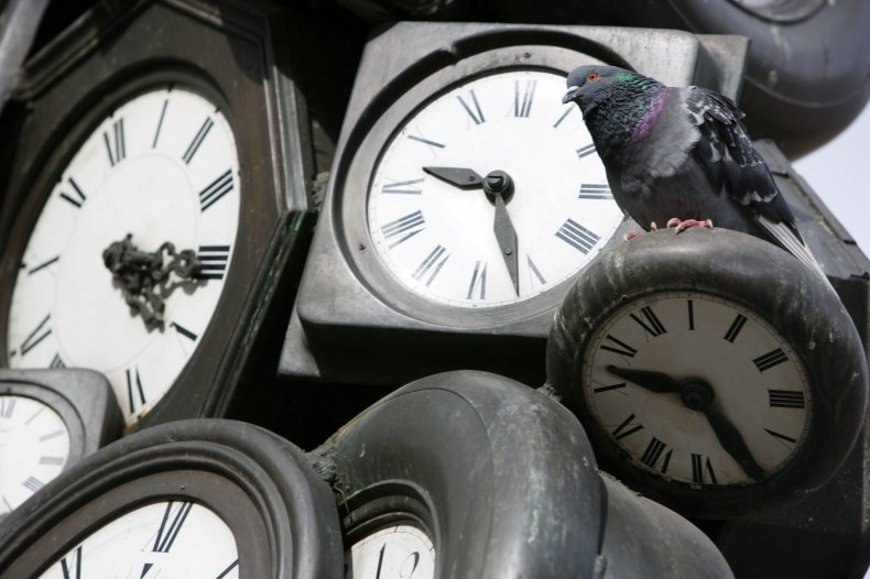 Daylight Saving Time Standard Democrats Republicans