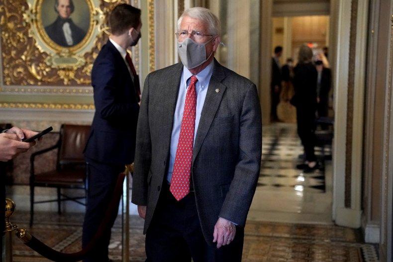 Senator Roger Wicker in Congress