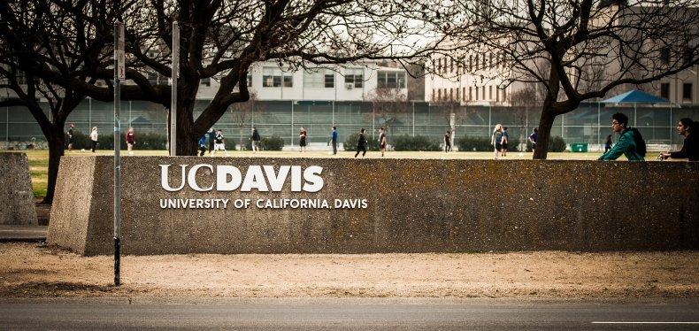 UC Davis, COVID-19, Spring Break