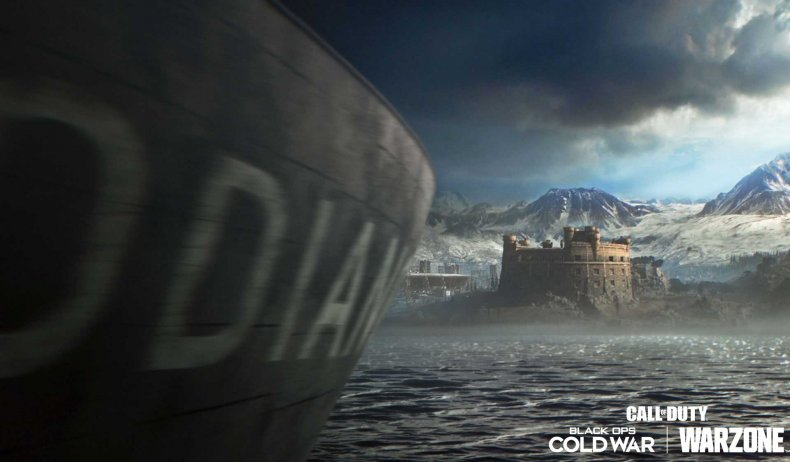 call duty warzone nuke event zombies prison