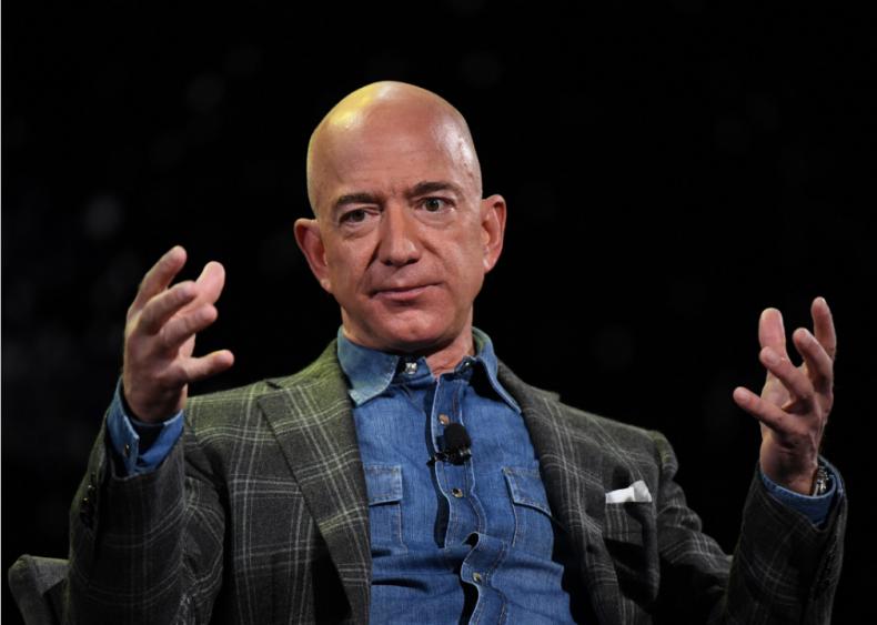Washington: Jeff Bezos
