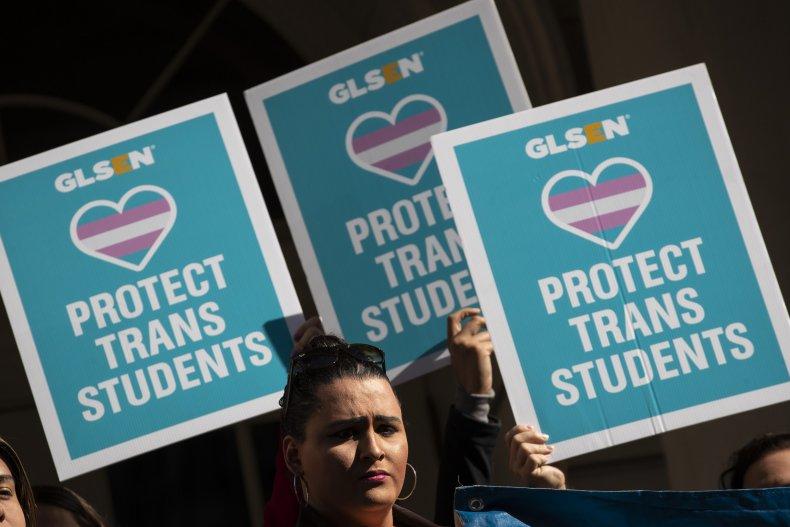 trans students
