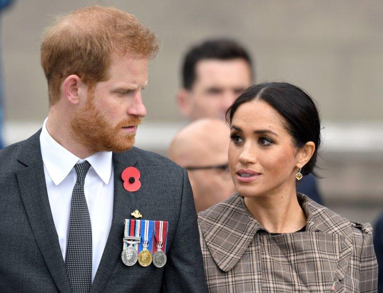Prince Harry and Meghan Markle, New Zealand